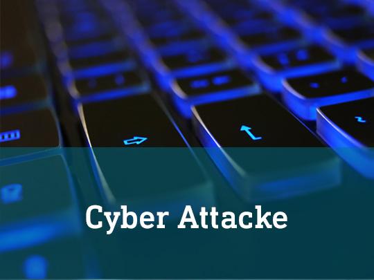 Cyber attacke krisenpläne