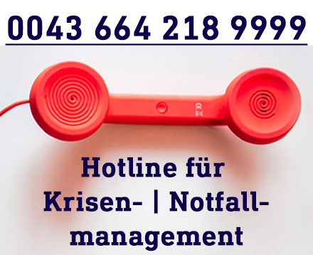 hotline notfallmanagement krisenmanagement