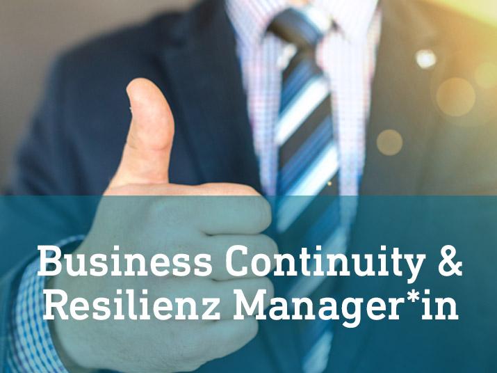 Daumen hoch BC Resilienz manager ausbildung