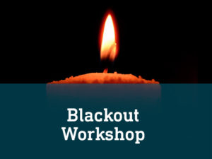 Blackout workshop Infraprotect