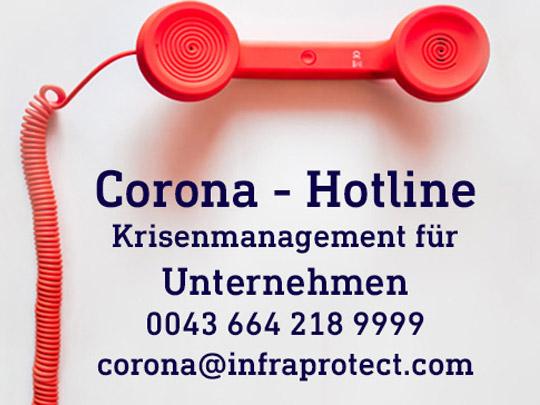 Hotline Corona fuer unternehmen krisenmanagement