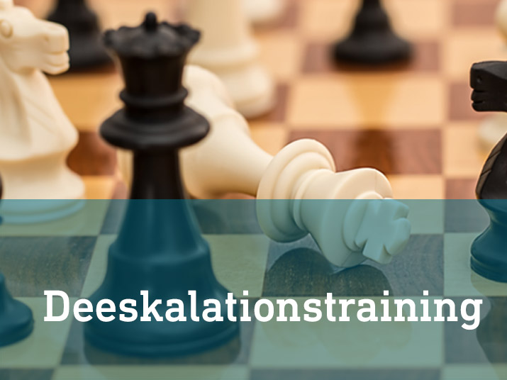 Deeskalationstraining Infraprotect