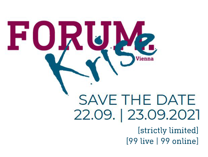 FORUM.Krise 22.9.21 powered by INFRAPROTECT