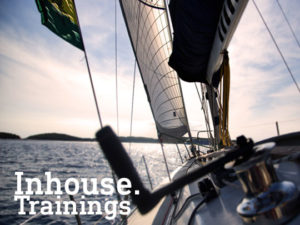 segelregatta inhouse trainings infraprotect