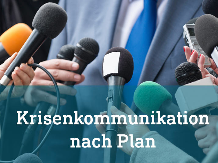 Krisenkommunikation nach Plan Workshop INFRAPROTECT