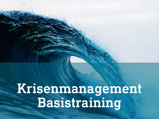 Krisenmanagement Basistraining | INFRAPROTECT