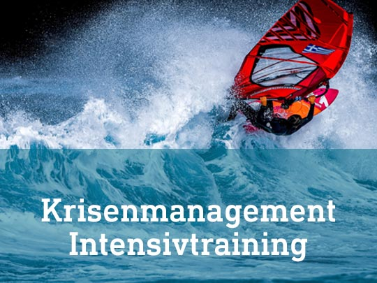 Krisenmanagement Intensivtraining | INFRAPROTECT