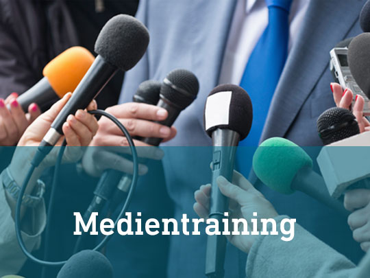 Medientraining | INFRAPROTECT