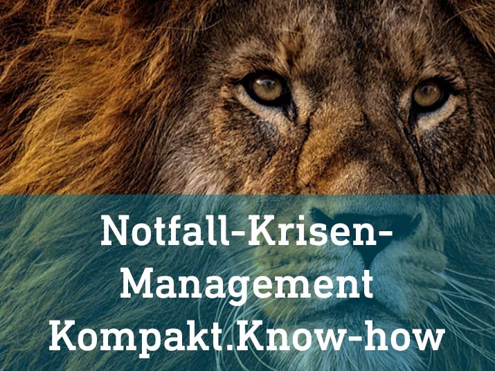 notfallmanagement krisenmanagement kompakt know how infraprotect