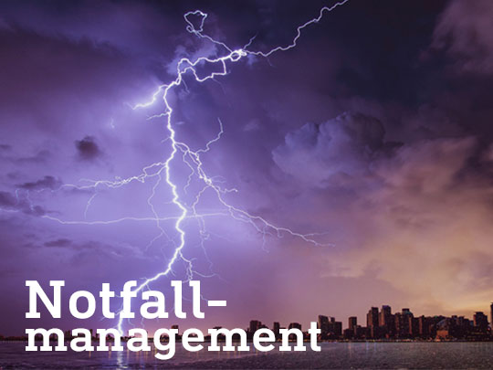 Notfallmanagement Infraprotect