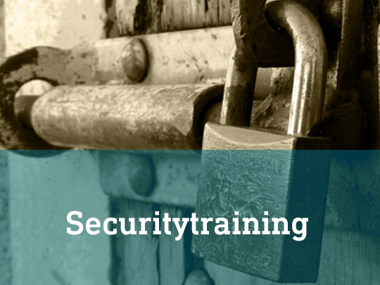 Securitytraining | INFRAPROTECT